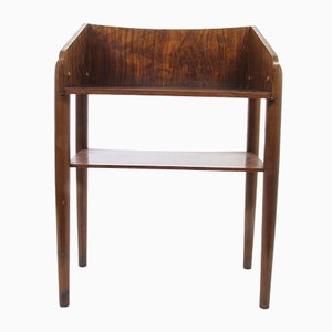 Vintage Danish Rosewood Side Table, 1960s