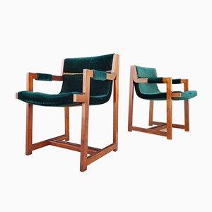 Vintage Sessel, 1960er, 3er Set