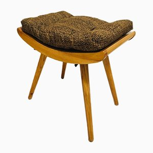 Czechoslovakian Stool or Leg Rest, 1960s