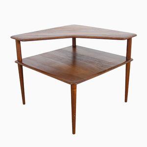 Tavolino da caffè Minerva di Peter Hvidt & Orla Mølgaard-Nielsen per France & Son, anni '60
