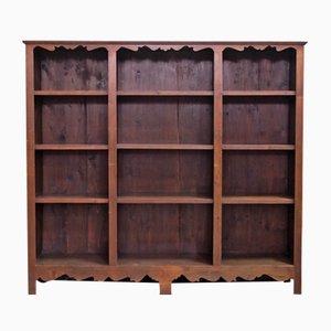 Libreria in legno di abete, anni '30