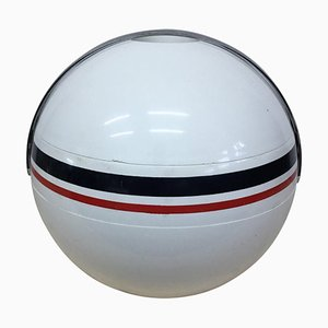Cubitera Era Espacial de Paolo Tilche para Guzzini, años 70
