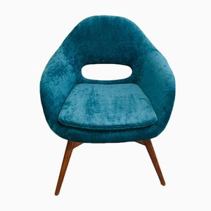 Shell Armchair by Miroslav Navratil, 1960s