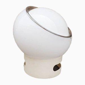 Mid-Century Tischlampe von Guzzini, 1970er