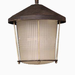 Lanterna di Holophane, Francia, anni '40