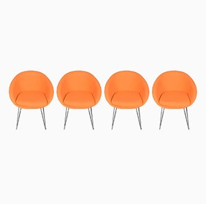 1020 Chairs by Claudio Dondoli & Marco Pocci for Pedrali, 2000s, Set of 4