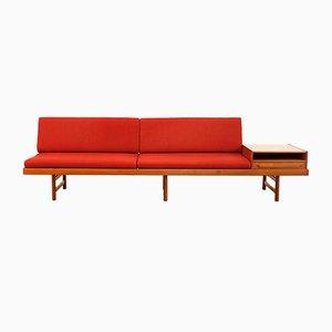Modulares Vintage Sofa mit Gestell aus Teak von Torbjørn Afdal für Bruksbo, 1960er