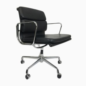 Soft Pad EA217 Chair by Charles & Ray Eames for Vitra, 1980s