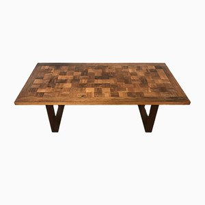 Boogie Woogie Chess Coffee Table by Poul Cadovius for Cado, 1960s