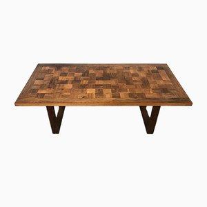 Table Basse Boogie Woogie Chess par Poul Cadovius pour Cado, 1960s