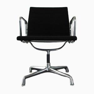 EA 108 Stuhl aus Aluminium von Charles & Ray Eames für Vitra, 1980er