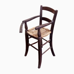 Chaise d'Enfant Vintage