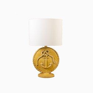 Lampada da tavolo di Atelier Cerenne, anni '50