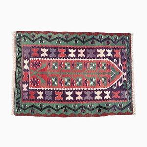 Vintage Anatolian Kilim Rug, 1980s