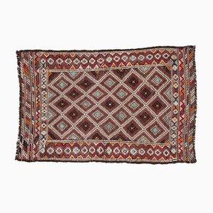Vintage Anatolian Kilim Rug, 1950s