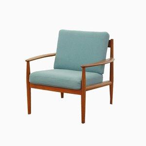 Modell 118 Sessel mit Gestell aus Teak von Grete Jalk für France & Søn, 1960er