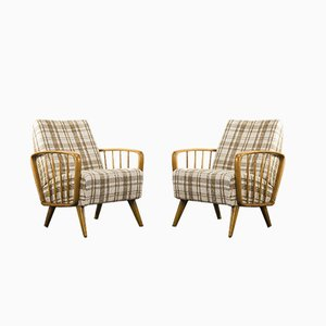 Vintage Lounge Chairs from Knoll, Set of 2