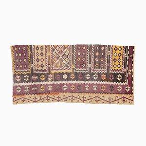 Anatolischer Vintage Kelim Teppich, 1950er