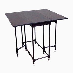 Tavolo antico in palissandro