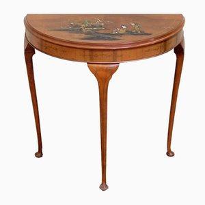 English Chinoiserie Console, 1930s