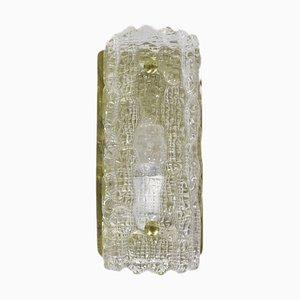 Gefion Wandlampe von Carl Fagerlund für Orrefors & Lyfa, 1960er