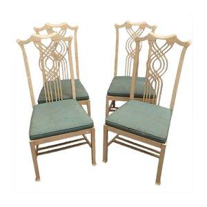 Stühle von Giorgetti, 1970er, 4er Set