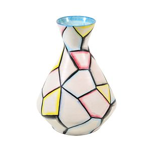 Vintage Ceramic Vase from Pucci Umbertide, 1950s