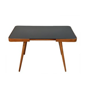 Beech Coffee Table from Interier Praha, 1960s