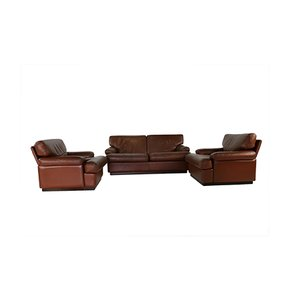 Vintage Living Room Set by Vico Magistretti for Cassina