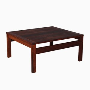 Vintage Danish Rosewood Coffee Table by Ole Gjerlov-Knudsen for France & Søn