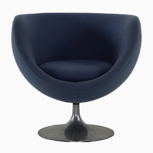 Vintage Luna Ball Chair on Tulip Base by Pierre Guariche for Meurop