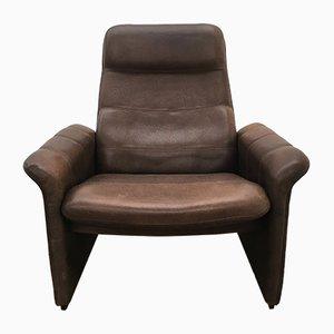 Verstellbarer DS52 Sessel aus Büffelleder von De Sede, 1970er
