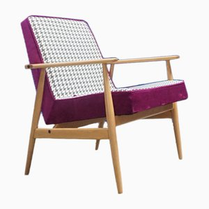 Model 300-190 Lounge Chair by H. Lis, 1960s