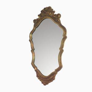 Antiker Spiegel im Rokoko-Stil