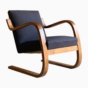 Fauteuil Modèle 402 par Alvar Aalto pour Finmar, 1930s