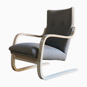 Modell 401 Sessel von Alvar Aalto für Artek, 1930er
