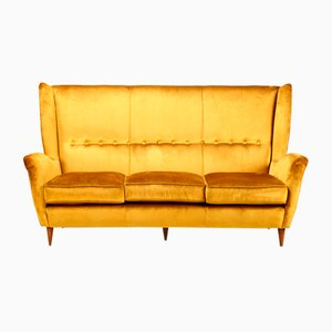 Sofa von Gio Ponti für Bergamo, 1950er