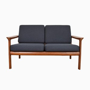 Mid-Century Danish Sofa by Sven Ellekaer for Komfort, 1960s