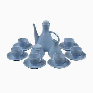 Vintage Kajtek Coffee Set by Zofia Galinska for Pruszkow, 1960s