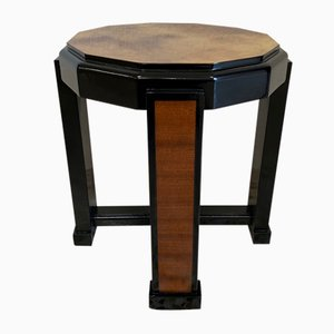 Art Deco Italian Side Table, 1930s