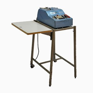 Calculadora vintage de Natale Capellaro & Marcello Nizzoli para Olivetti
