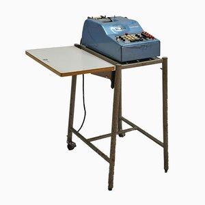 Calculatrice Vintage par Natale Capellaro & Marcello Nizzoli pour Olivetti