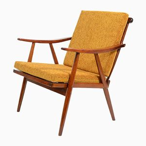 Vintage Armchair with Removable Cushion from TON