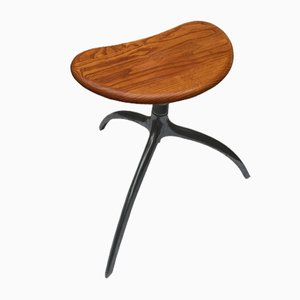 """Vintage Italian """"Tree"""" Tripod Side Table by Paolo Rizzatto from Alias, 1990s"""