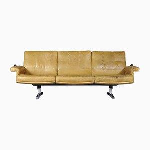 Vintage DS-35 3-Sitzer Sofa von de Sede, 1960er
