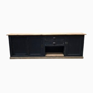 Vintage Workshop Sideboard