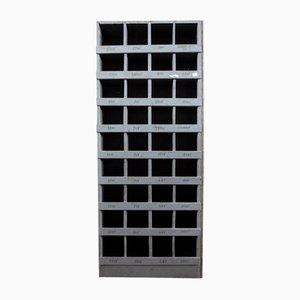 Vintage Industrial File Cabinet
