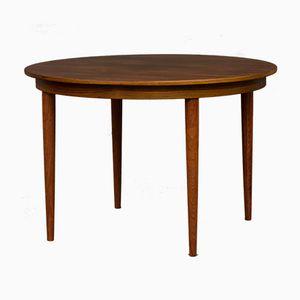 Tisch aus Palisander von Kai Kristiansen für Skovmand & Andersen, 1960er