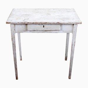 Mesa de centro o escritorio vintage