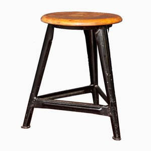 Industrial Stool from AMA, 1940s